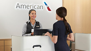 Admirals Club travel assistance